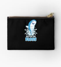 Floss Dance Move Shark Studio Pouch