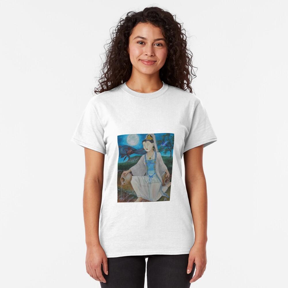 Quan Yin, Jewel In the Lotus  Classic T-Shirt