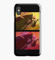 Traditional Roadster Pop Quad iPhone Case