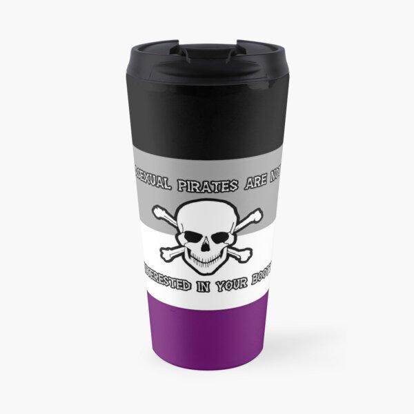Asexual Pirates Travel Mug
