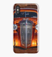 Chevy 2 Door iPhone Case