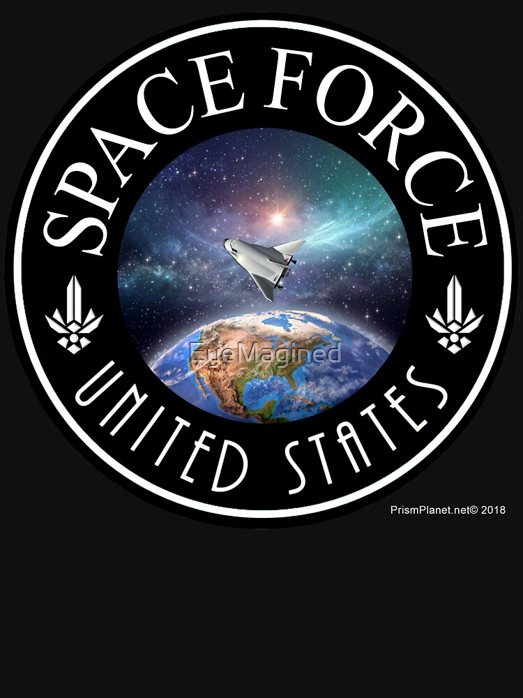 Space Force by EyeMagined