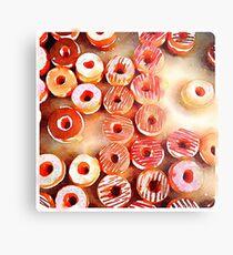 Donuts, Donuts, Donuts Metal Print
