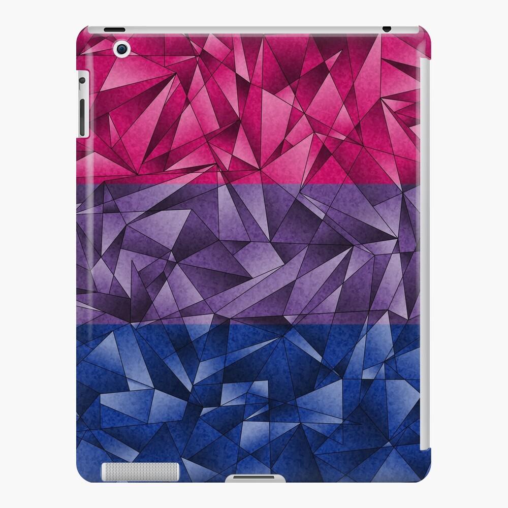 Abstract Bisexual Flag iPad Case & Skin