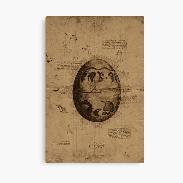 Precursor orb Canvas Print