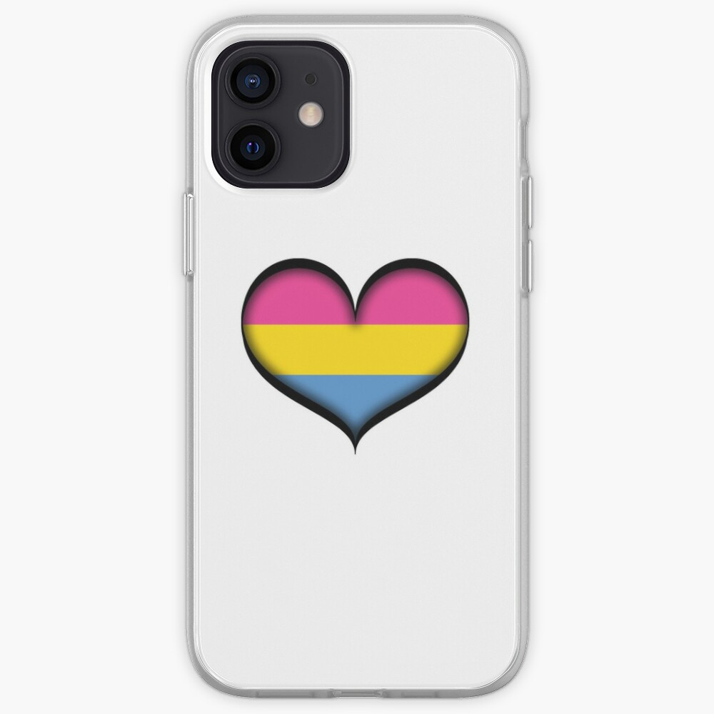 Pansexual Heart iPhone Case & Cover