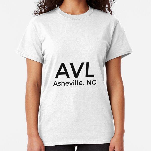 Asheville, NC Classic T-Shirt