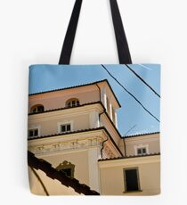 All the lines Tote Bag
