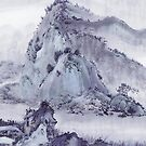 Ghost Mountains of China by JMarielle