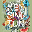 Kensington Market by Alana McCarthy