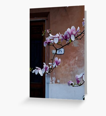 Magnolia House Greeting Card
