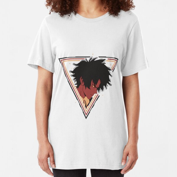 Akira Devilman Crybaby | Anime Shirt Slim Fit T-Shirt