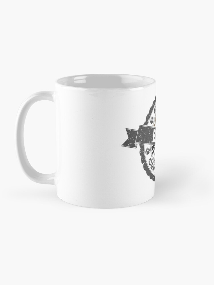 Alternate view of Certified Bear Stamp Mug