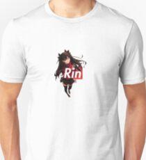 Supreme Box Logo Fate/Stay Night Rin Tohsaka Slim Fit T-Shirt