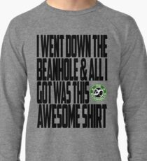 Down The Beanhole Lightweight Sweatshirt