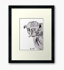 Dobby Framed Print