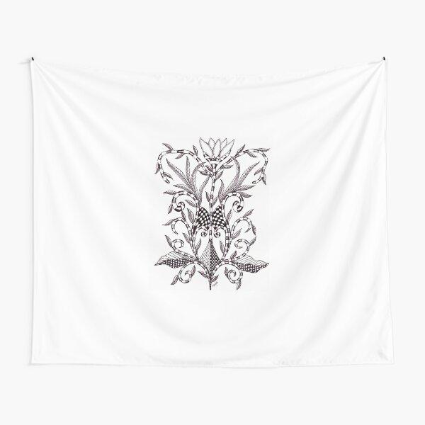 Fleur  Tapestry