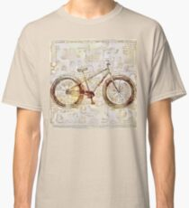 Scripted Bike Classic T-Shirt