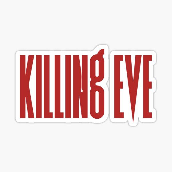Eve Dies Sticker