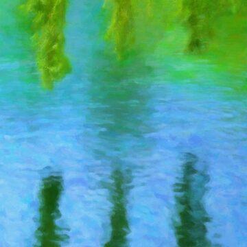 Willow Water by MenegaSabidussi