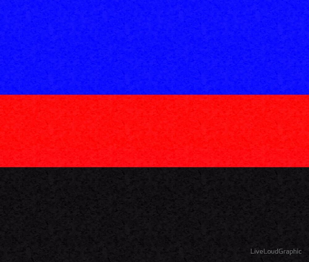 Polyamory Pride Flag by LiveLoudGraphic