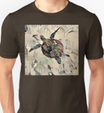 Scripted Turtle Unisex T-Shirt