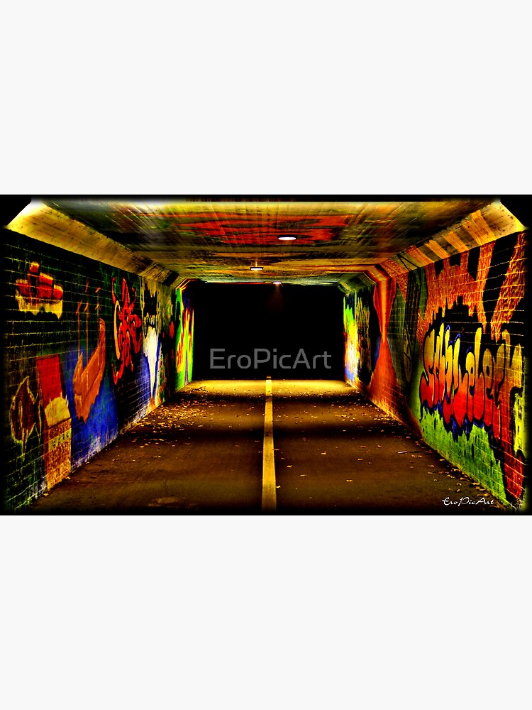 Tunnelblick by EroPicArt