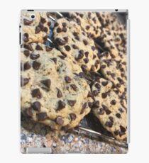 Chocolate chip cookie  iPad Case/Skin