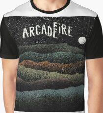 arcade fire hot design 2018 Graphic T-Shirt