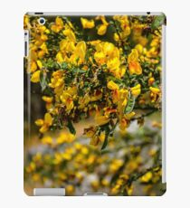 Caraganas In Bloom iPad Case/Skin