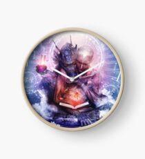 Perhaps The Dreams Are Of Soulmates Clock