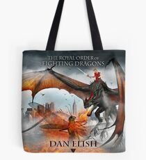 The Royal Order of Fighting Dragons - Tote Bags Tote Bag