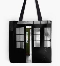 Green door... Tote Bag