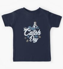 The Catch of the Day Kids Tee