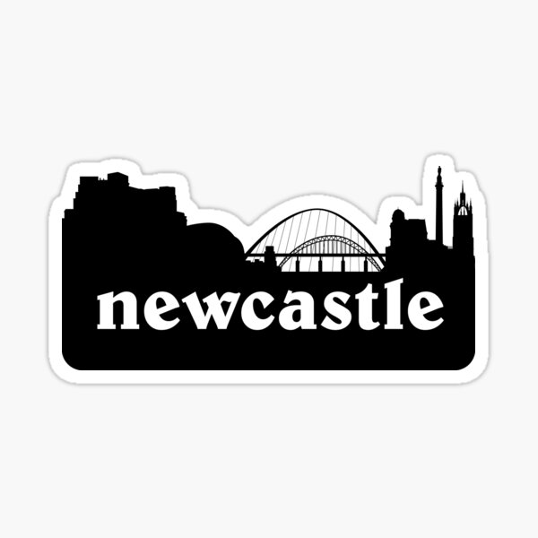 Newcastle Sticker