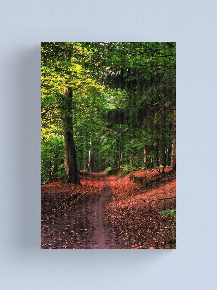 Alternate view of Autumn Canvas Print