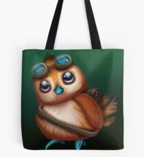 Pepe with Goggles Tote Bag