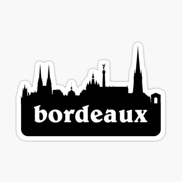 Bordeaux Sticker