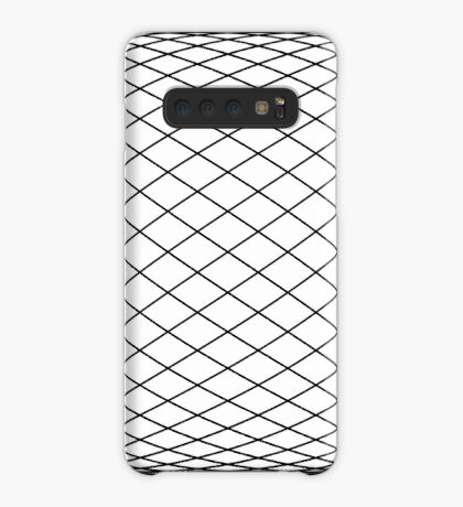 Lissajous_002 Case/Skin for Samsung Galaxy