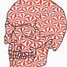 Skull - Bullseye by Kezzarama