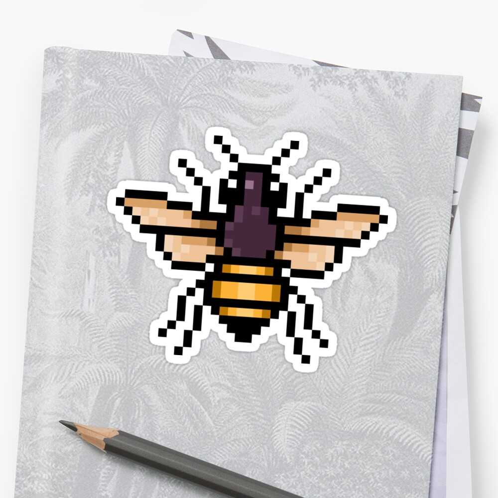 Honeybee Stickers