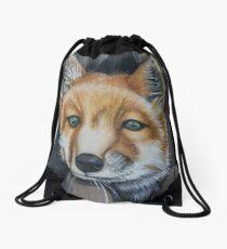 Foxy Drawstring Bag