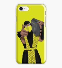 GET OVER HERE AND LISTEN TO THESE DOPE BEATS iPhone Case/Skin