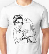 Notorious RBG Unbreakable - Dissent Unisex T-Shirt
