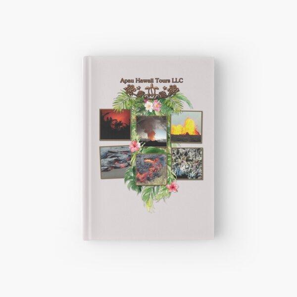 Apau Hawaii Tours - Lava Day Cycle Huddle Hardcover Journal