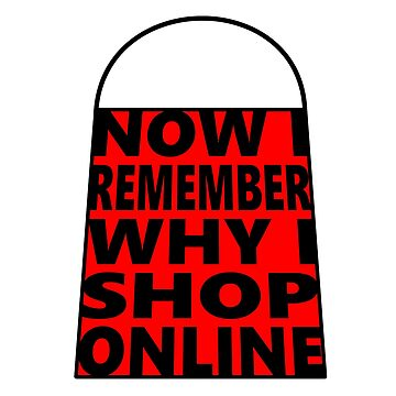 I shop online by beerman70