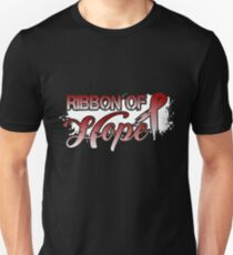 Ribbon Of Hope Oral Cancer Awareness T-Shirt Unisex T-Shirt