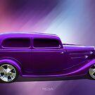 Purple 34 by Keith Hawley