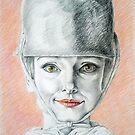 Audrey  by Francesca Romana Brogani