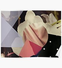 Bouquet of shapes Poster